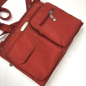 Baggallini Crossbody Travel Nylon Bag